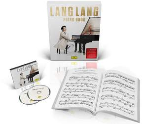 Lang Lang - Piano Book Product Image