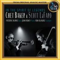 In the Spirit of Legends: Chet Baker & Scott LaFaro
