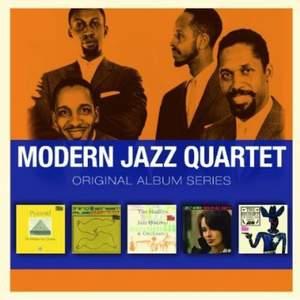 The Modern Jazz Quartet - Original Album Series Product Image