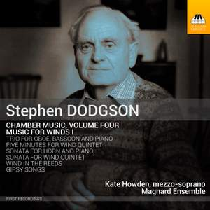 Dodgson: Chamber Music, Vol. 4 Product Image