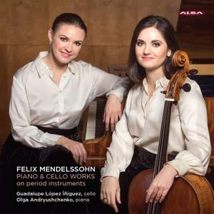 Mendelssohn: Piano & Cello Works Product Image