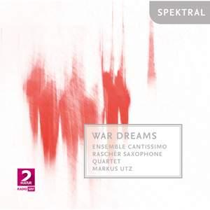 Byrd, Wadsworth, Pärt, Schönberg, Eisler, Penderecki, Tippett & Franke: War Dreams Product Image