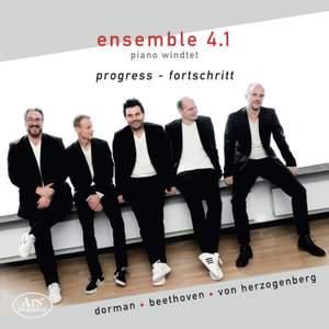 Progress - Works by Dorman, Beethoven & Herzogenberg