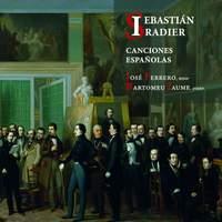 Sebastián Iradier: Canciones Españolas