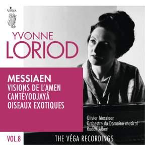 Messiaen: Visions de l'Amen, Cantéyodjayâ, Oiseaux exotiques Product Image