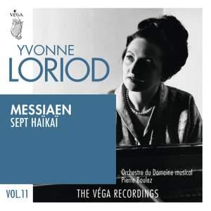 Messiaen: Sept haïkaï