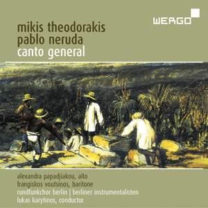 Theodorakis: Canto General