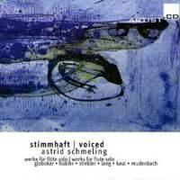 Globokar, Hübler, Stiebler, Lang, Kaul & Reudenbach: Stimmhaft / Voiced