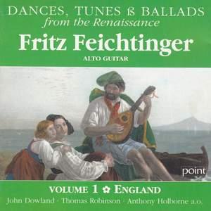 Dances - Tunes & Ballads from the Renaissance