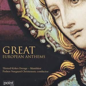 Great European Anthems
