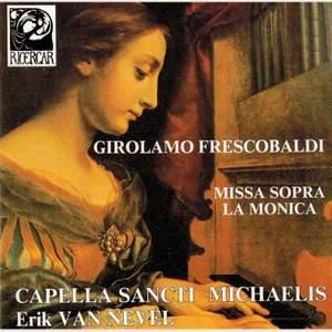 Frescobaldi: Missa sopra La Monica Product Image
