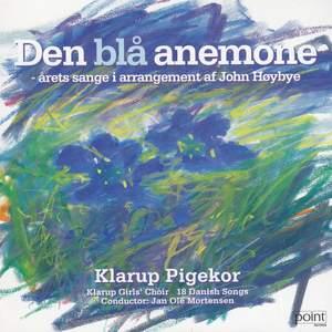 18 Danish Songs - Den Blå Anemone - Årets Sange I Arrangement Af John Høybye Product Image