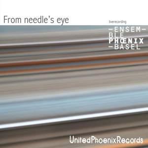 Billone, Lee & Stroppa: From Needle's Eye