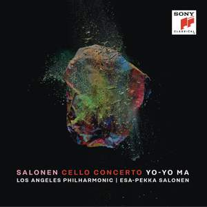 Salonen: Cello Concerto Product Image