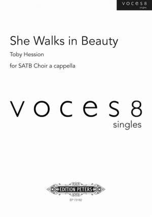 Hession, Toby: She Walks in Beauty