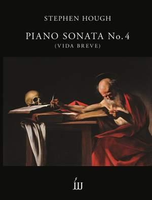 Stephen Hough: Piano Sonata No.4 (solo piano) Product Image