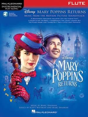 Marc Shaiman_Scott Wittman: Mary Poppins Returns for Flute