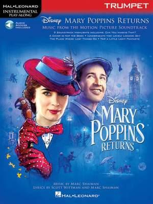 Marc Shaiman_Scott Wittman: Mary Poppins Returns for Trumpet