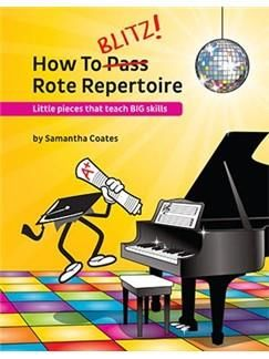 How To Blitz! Rote Repertoire