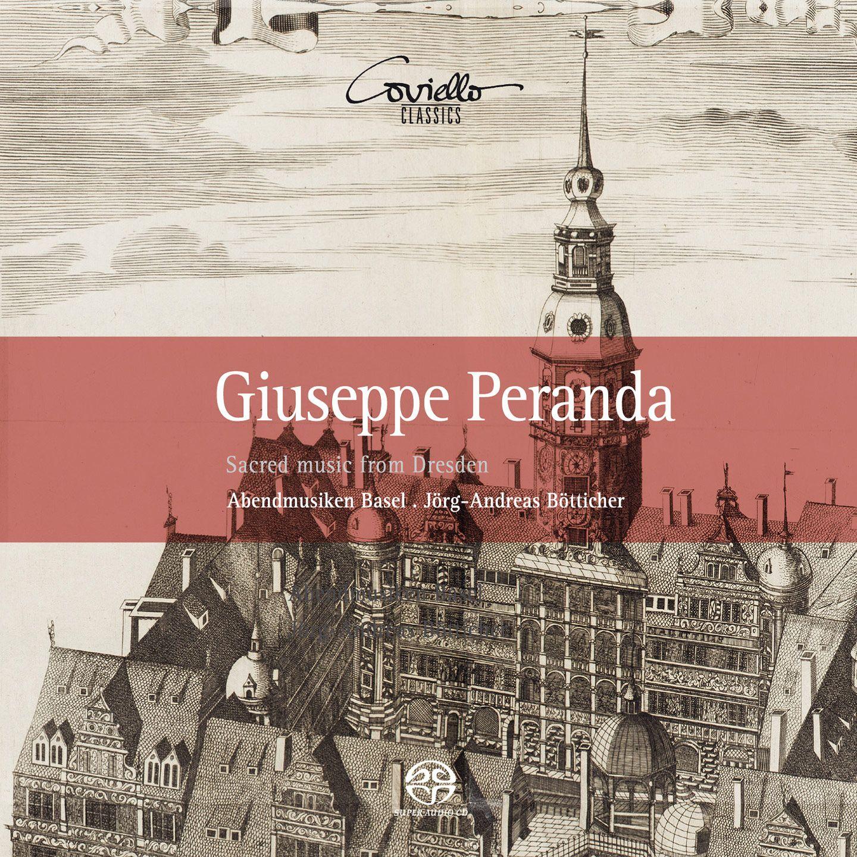 Giuseppe Peranda: Sacred Music from Dresden