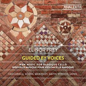 Guided by Voices: New Music for Baroque Cello Product Image