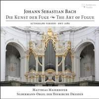 J.S. Bach: Die Kunst der Fuge, BWV 1080