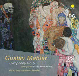 Mahler: Symphony No. 5 (arr. for Piano Four Hands by Otto Singer)