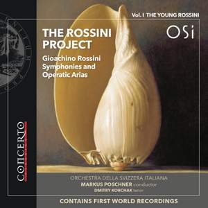 The Rossini Project, Vol. 1: The Young Rossini