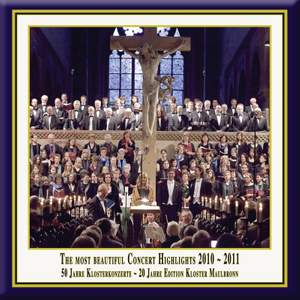 Anniversary Series, Vol. 12: The Most Beautiful Concert Highlights from Maulbronn Monastery, 2010-2011 (Live) Product Image