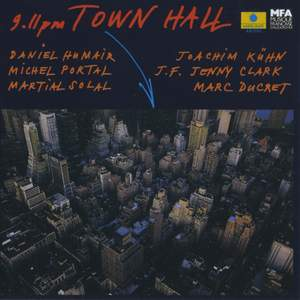 9.11 pm Town Hall (Live)