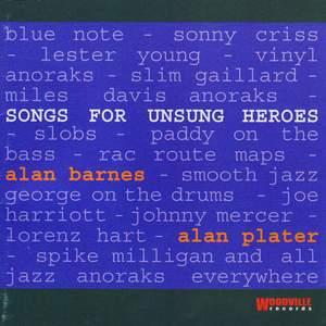Songs for Unsung Heroes Product Image