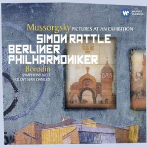 Mussorgsky: Pictures at an Exhibition - Borodin: Symphony No. 2