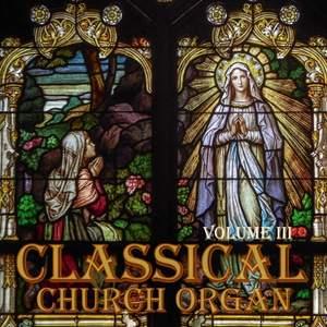 Classical Church Organ, Volume 3
