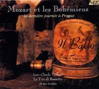 Mozart et les bohémiens: La dernière journée à Prague