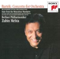 Bartók: Concerto for Orchestra, Miraculous Mandarin Suite
