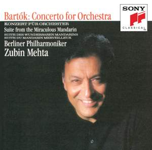Bartók: Concerto for Orchestra, Miraculous Mandarin Suite Product Image