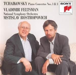 Tchaikovsky: Piano Concertos Nos. 1 and 3 Product Image