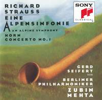 Richard Strauss: Eine Alpensinfonie, Horn Concerto No. 1