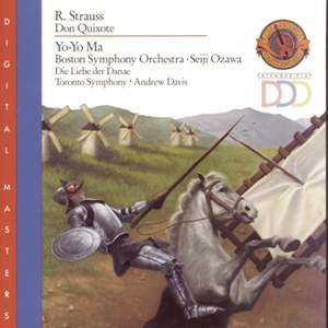 Richard Strauss: Don Quixote, Die Liebe der Danae
