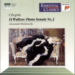 Chopin: 14 Waltzes, Piano Sonata No. 3