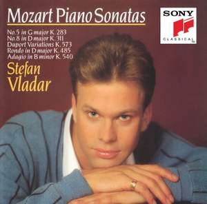 Mozart: Piano Sonatas Product Image