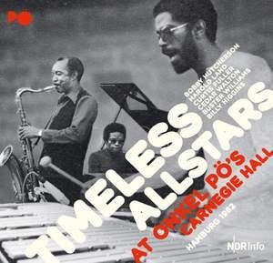 Timeless Allstars at Onkel Po's Carnegie Hall 1982 - Vinyl Edition