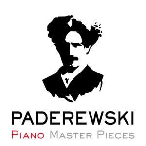 Paderewski: Piano Masterpieces