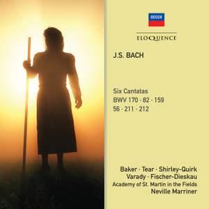 J.S. Bach: Six Cantatas