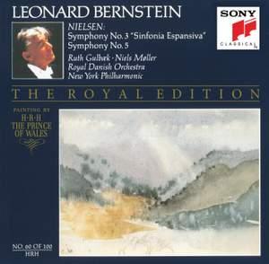 Nielsen: Symphonies Nos. 3 & 5 Product Image