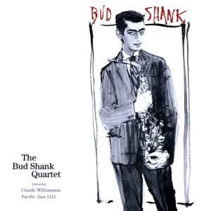 The Bud Shank Quartet Product Image