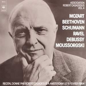 Casadesus Plays Mozart, Beethoven, Schumann, Ravel, Debussy and Mussorgski