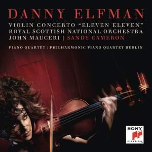 Elfman: Violin Concerto (Eleven Eleven)