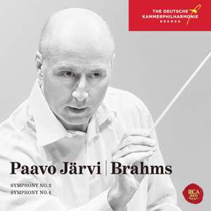 Brahms: Symphonies No. 3 & 4