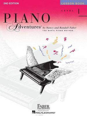 Piano Adventures: Level 1 - Lesson Book (2nd Edition)